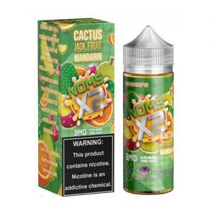 Cactus Jackfruit Mandarin by Noms X2 120ml